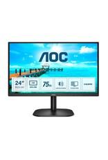 AOC Mon  23.8 F-HD / HDMI / VGA / Black