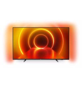 """Philips TV  4K Ultra HD Smart TV 43"""" / Wi-Fi / AmbiLight / Grijs"""