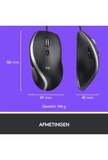 Logitech Advanced Corded Mouse M500s