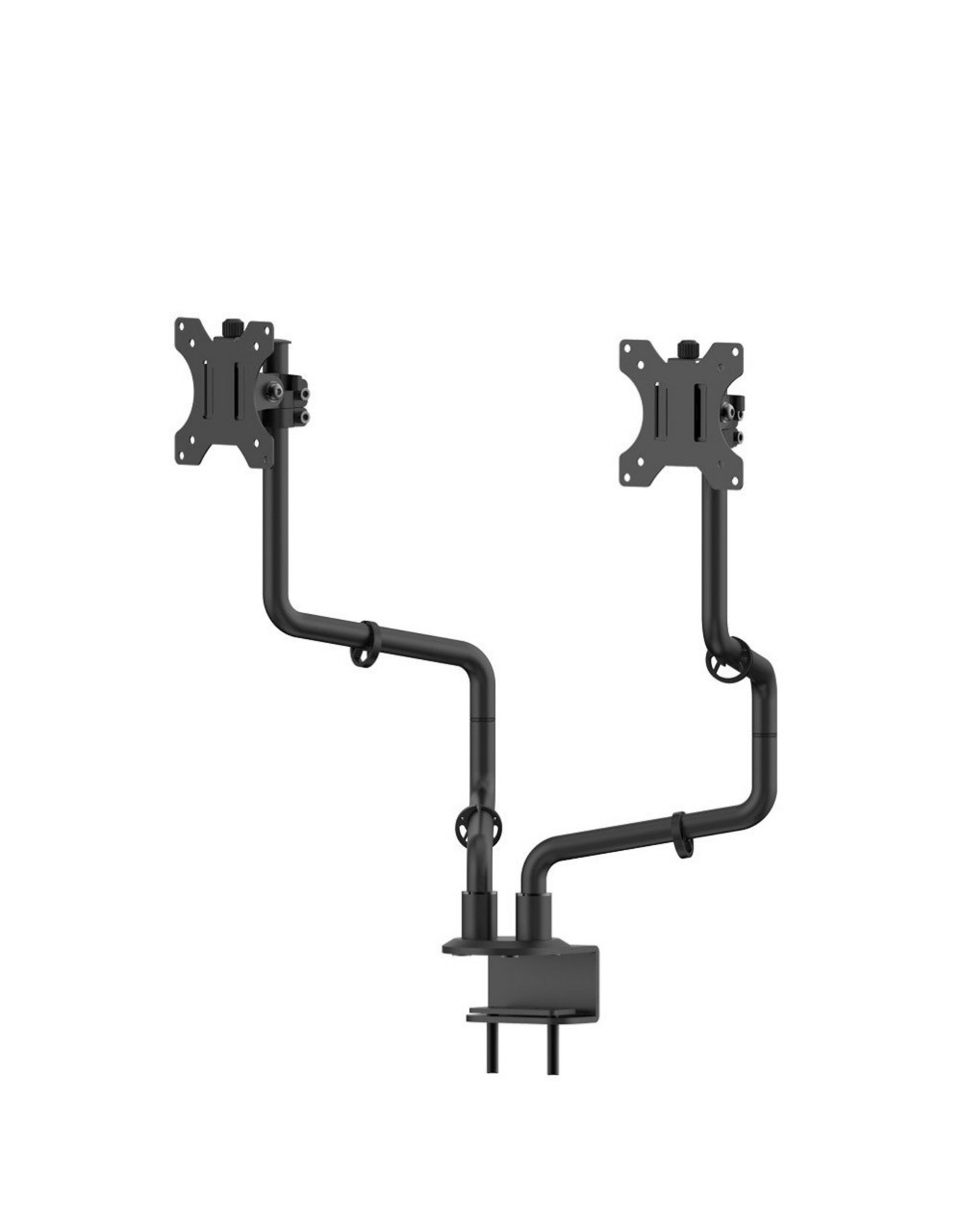 Newstar Monitor Arm steun for 2 monitors up to 30inch
