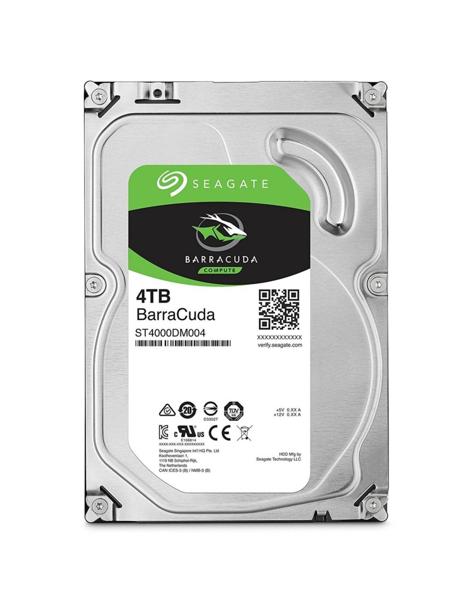 Seagate HDD  4TB - 3.5inch - 5400RPM - 256MB - SATA600