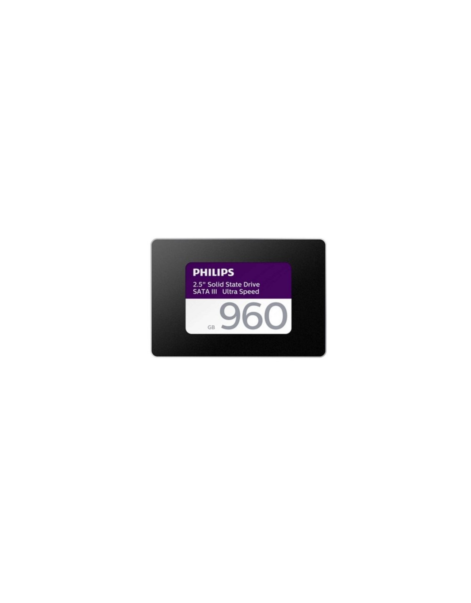 Philips SSD  960GB 2.5inch (550MB/s Read 500MB/s)