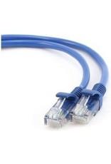 OEM UTP Cat5E patchkabel blauw 0.25 meter