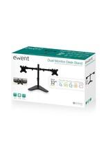 Ewent Bureausteun Dual Stand 32 inch