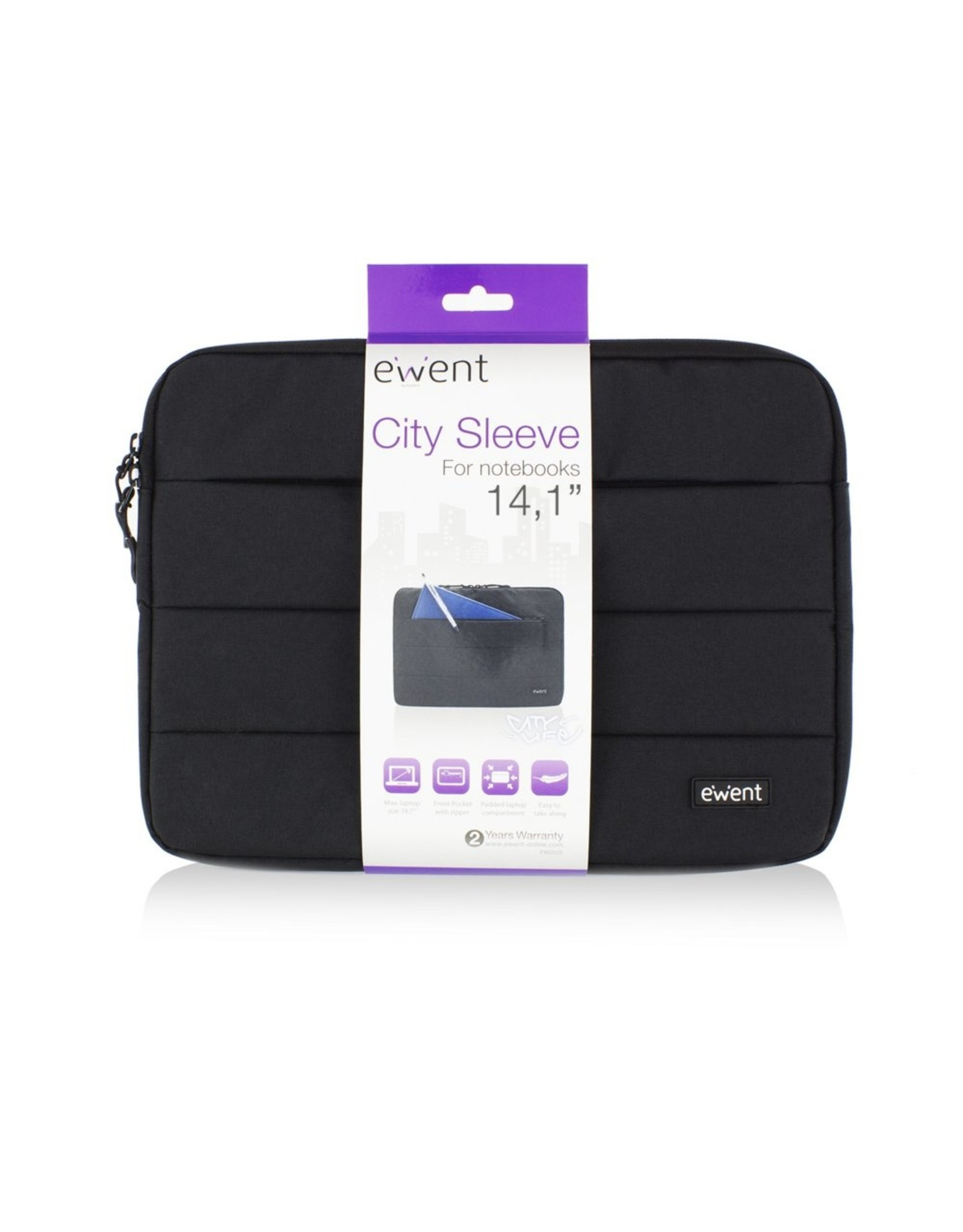Ewent CITY Sleeve 14.1Inch