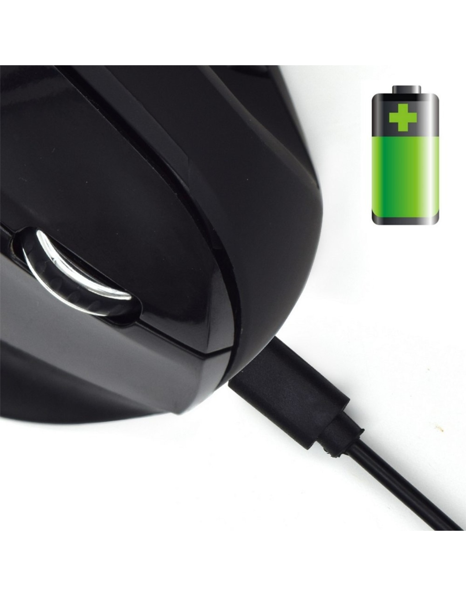 Ewent Wireless Ergonomic mouse rechargeable
