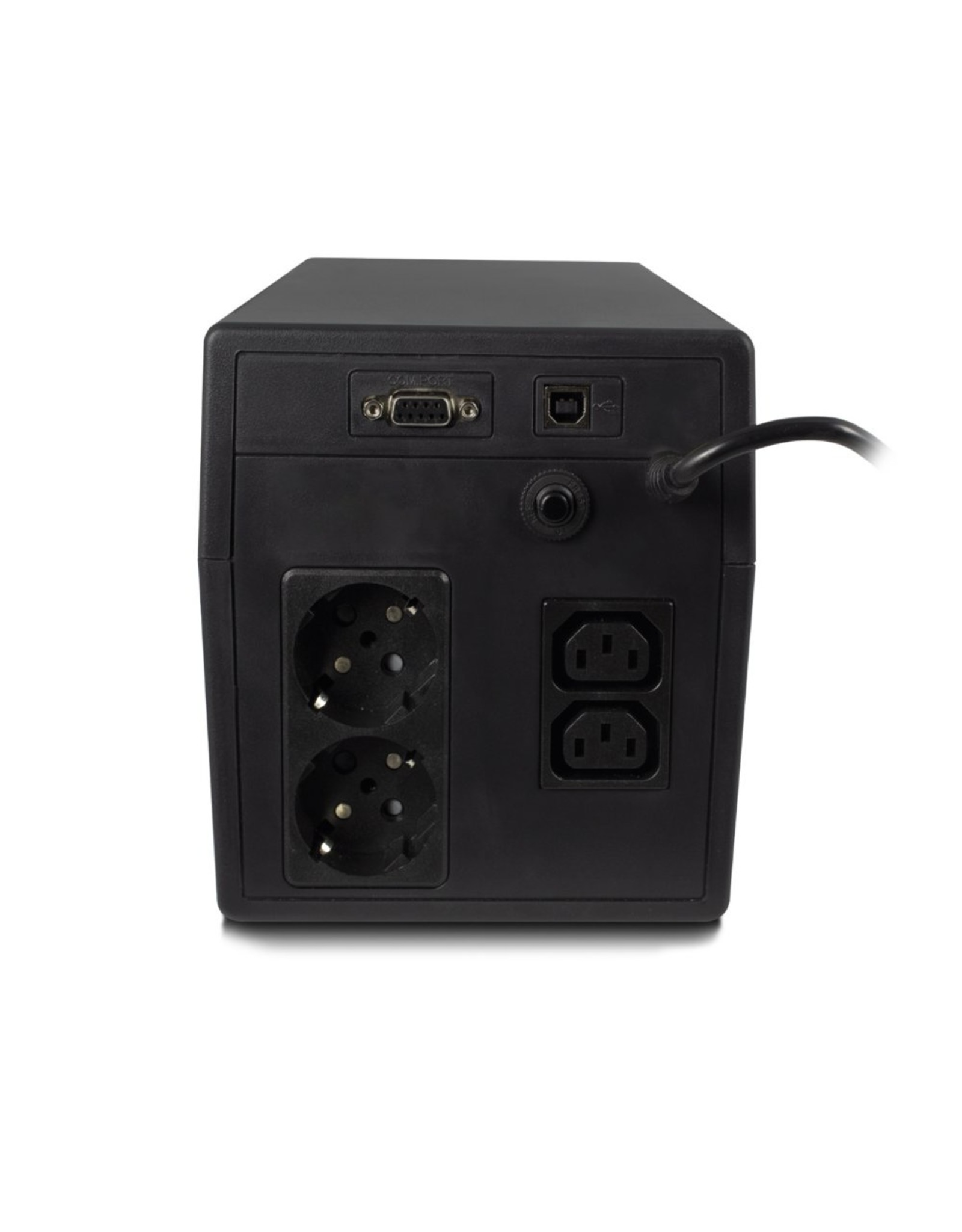 Ewent UPS 1000VA LCD, RS232 & USB, 2 x CEE7/3 port & 2 x C13