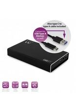 "Ewent USB 3.1 Gen2 Type-C  2.5"" SATA HDD/SSD Enclosure"
