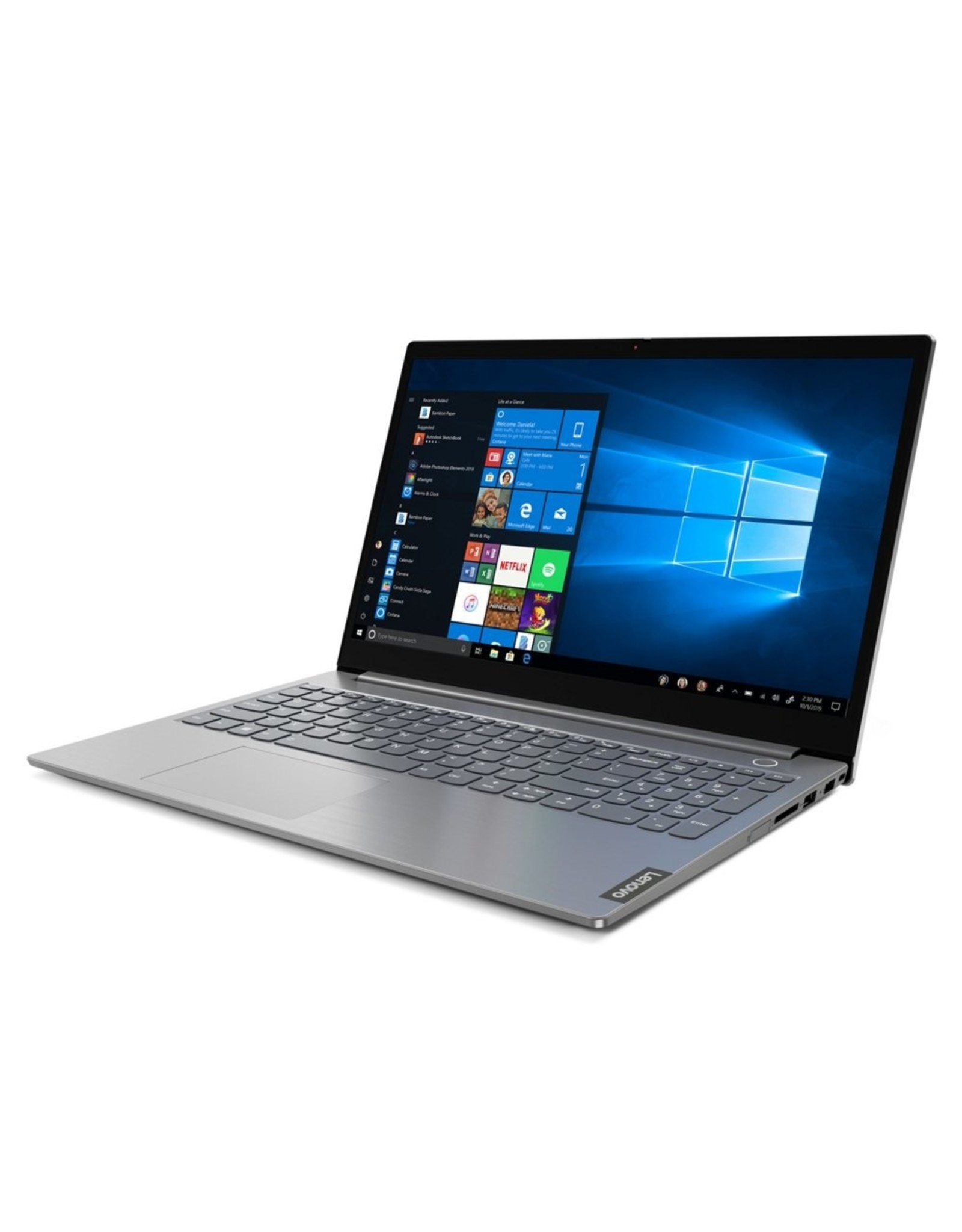 Lenovo ThinkB.5.6 / Ryzen 7 4700u 512gb / 16GB / W10 / RFG (refurbished)