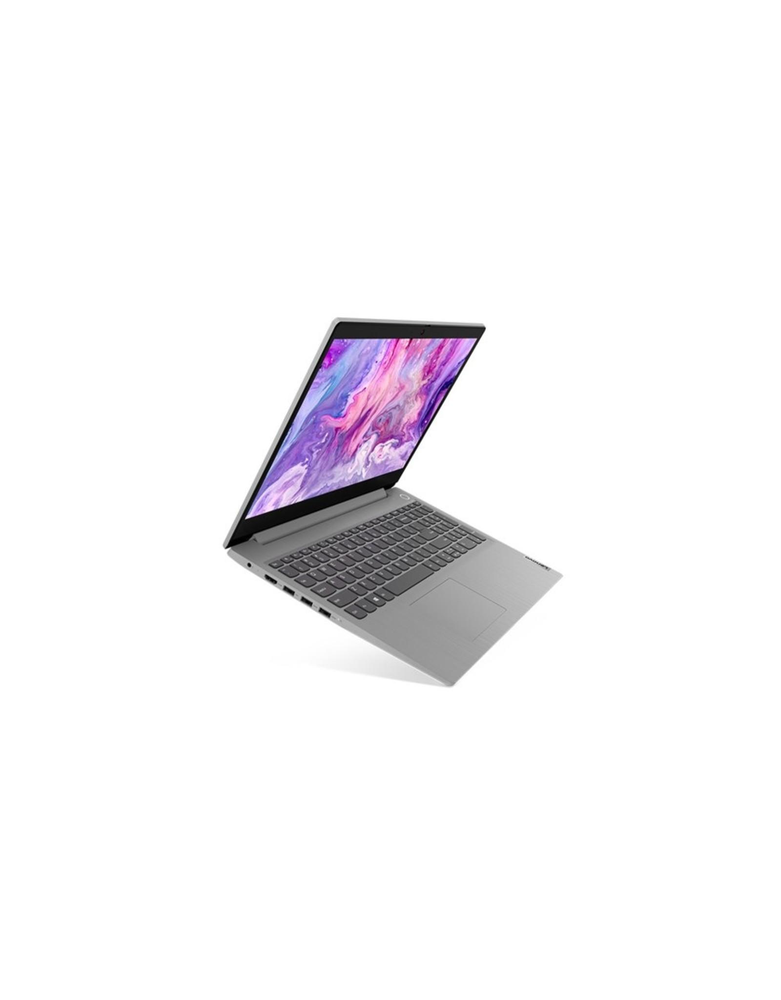 Lenovo IdeaPad 3 15.6 F-HD / i3-1005G1 / 8GB / 256GB / RFS (refurbished)