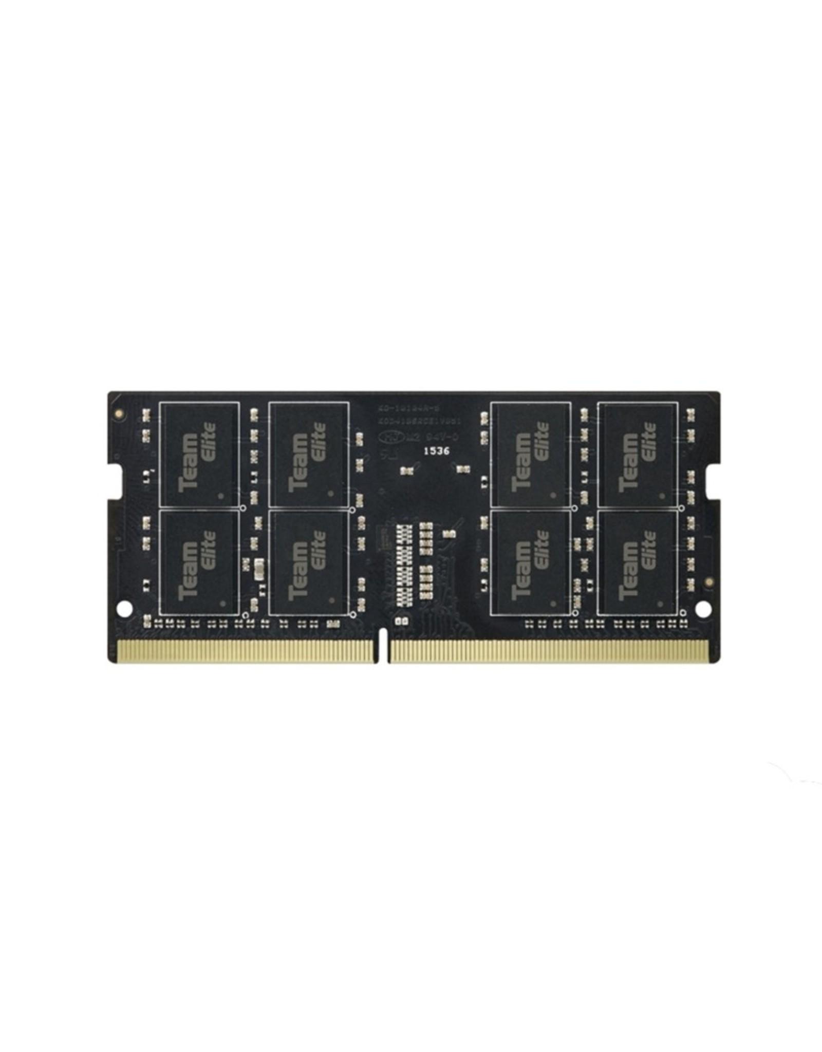Team Group MEM Team Elite 8GB DDR4 / 2666 SODIMM
