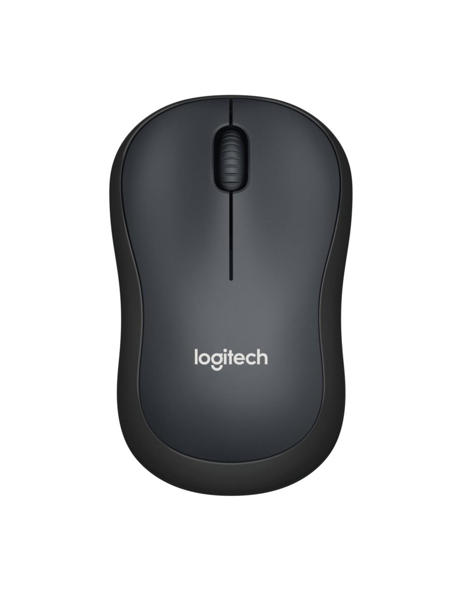 Logitech Wireless Mouse M220 Silent Zwart