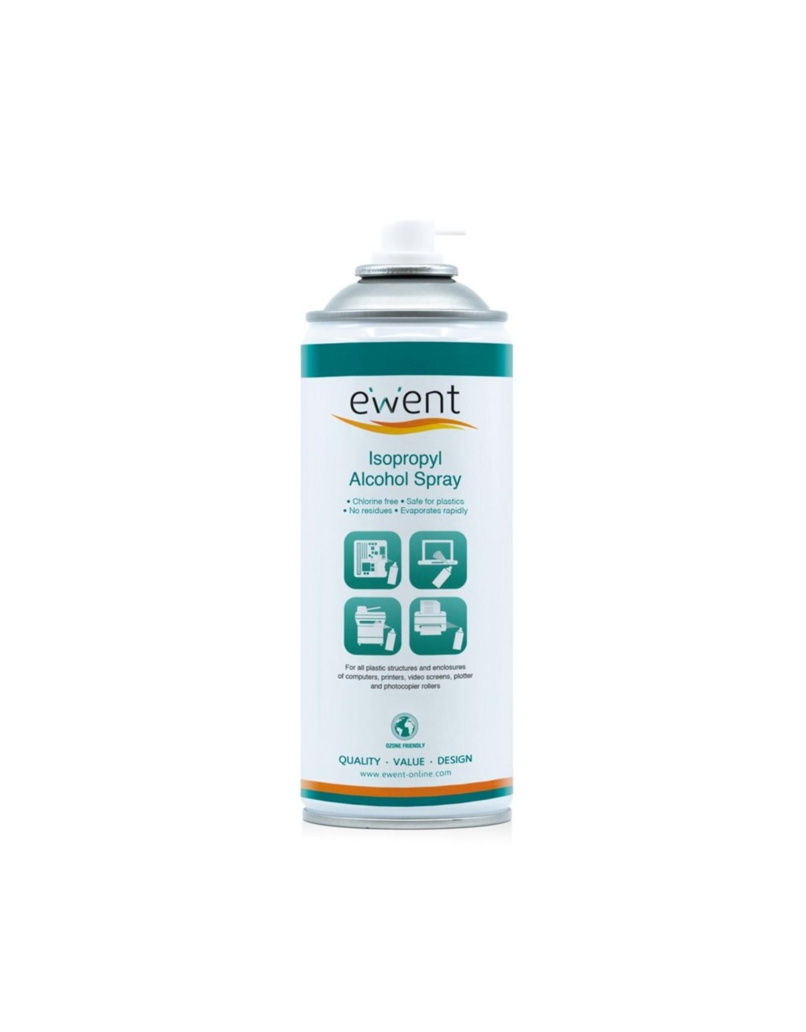 Ewent Isopropyl Alcohol Spray 400 ml