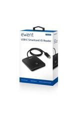 Ewent EW1055 smart card reader Binnen USB 3.2 Gen 1 (3.1 Gen