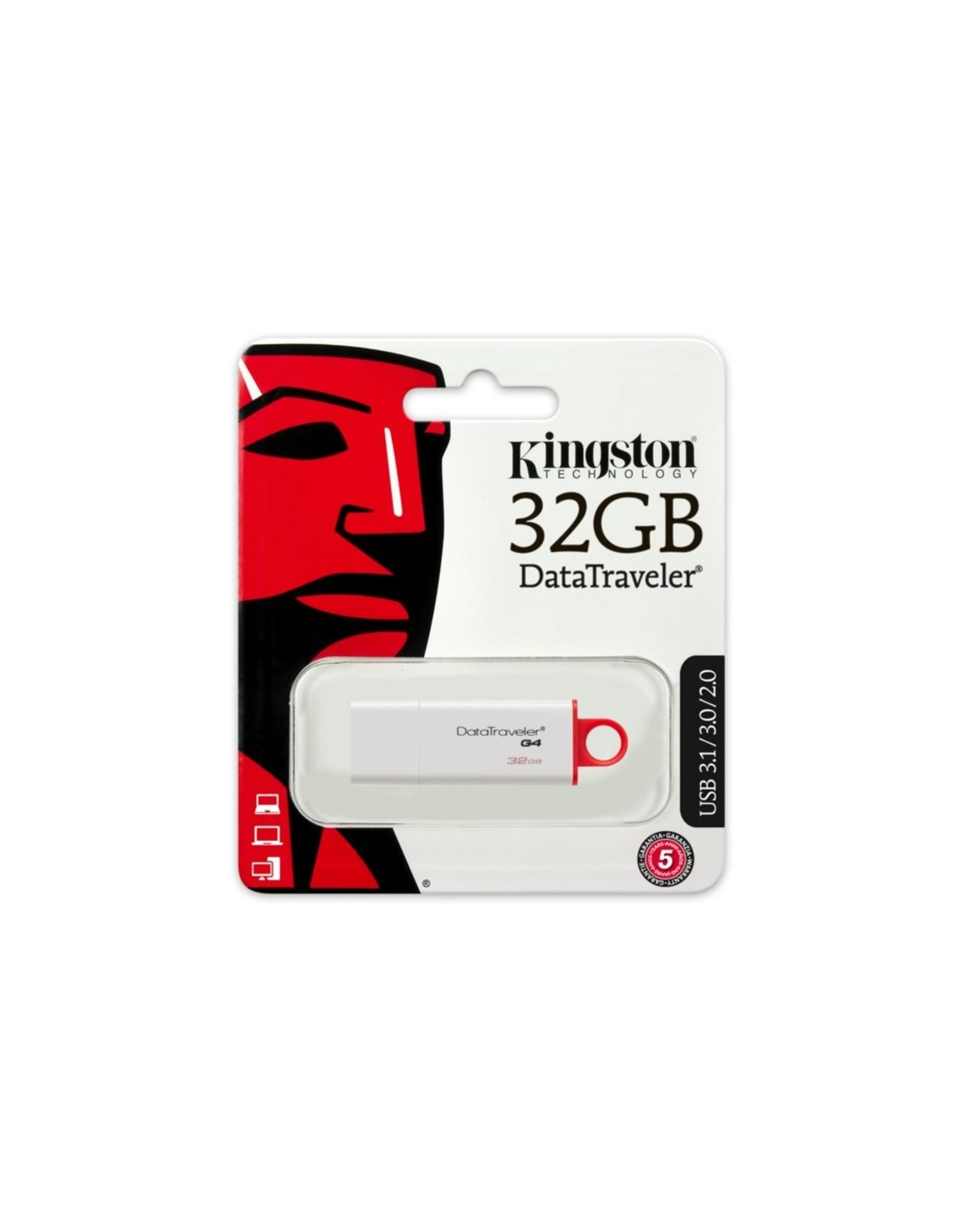Kingston Storage  DataTraveler 32GB USB3.0 Gen4