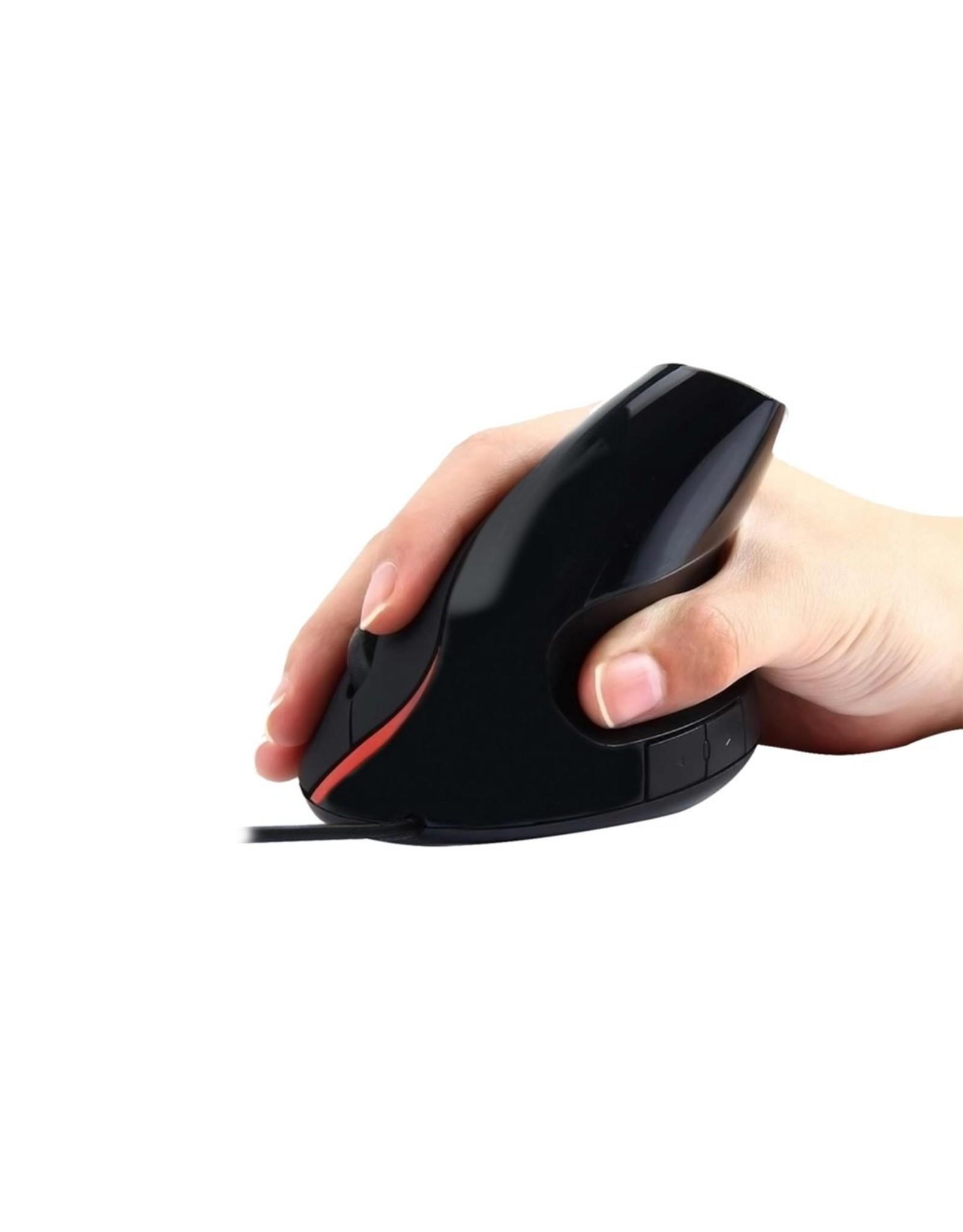 Ewent Vertical ergonomic mouse, usb