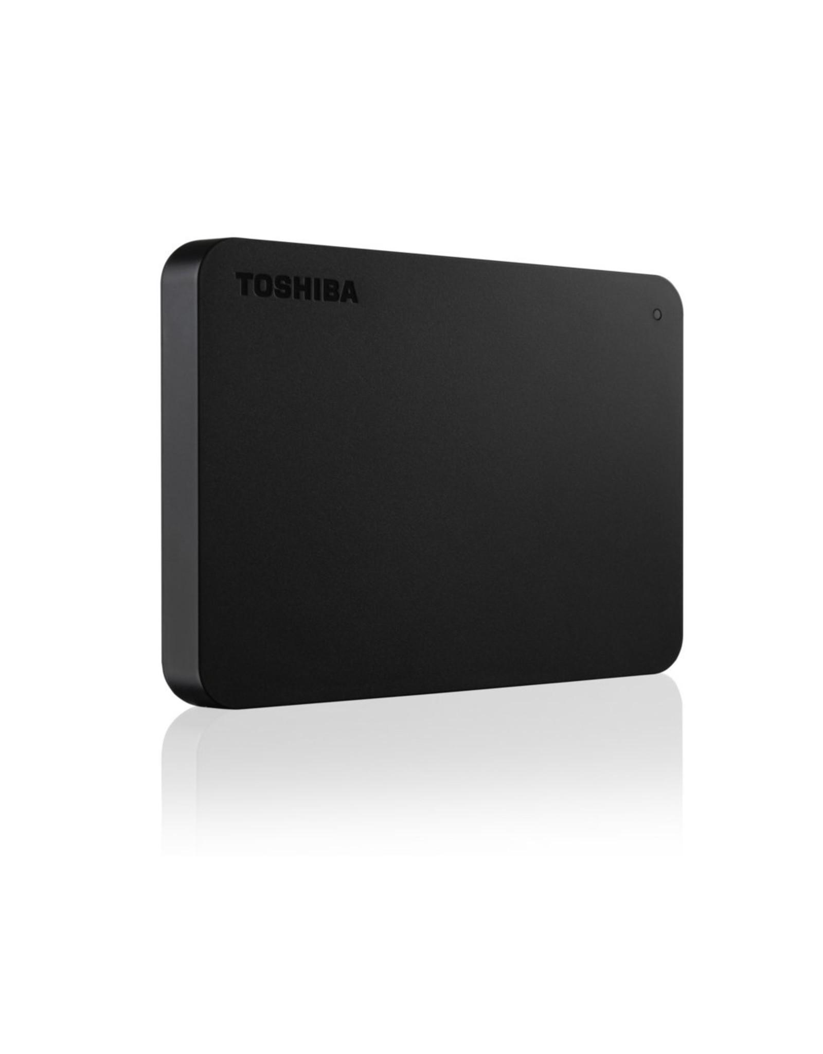 Toshiba HDD ext.  Canvio Basics 2TB / USB3.0 / 2.5Inch