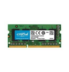 Crucial CT4G4SFS8266 geheugenmodule 4 GB 1 x 4 GB DDR4 2666 MHz