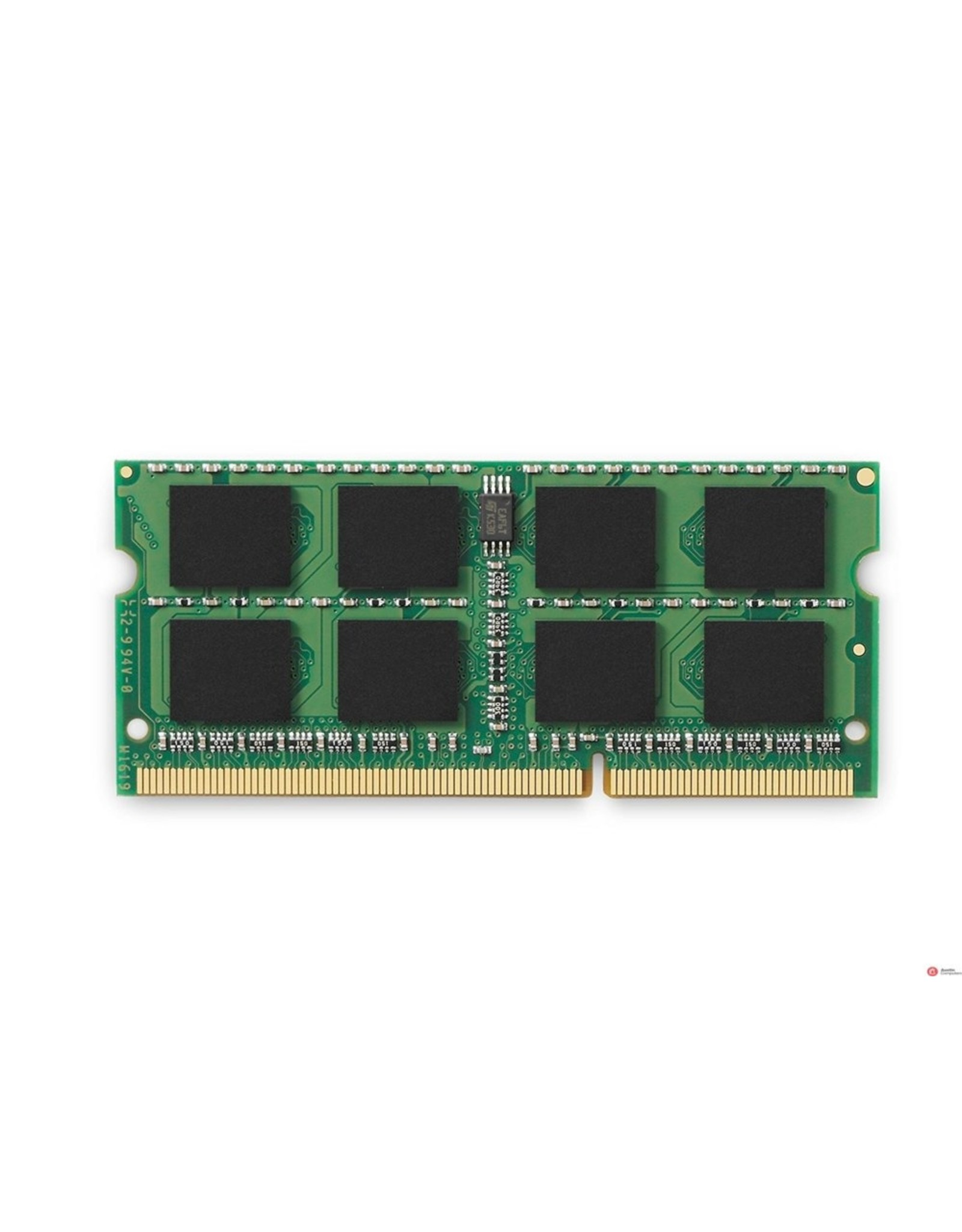 Kingston MEM  4GB DDR3 SODIMM (Low volt.)