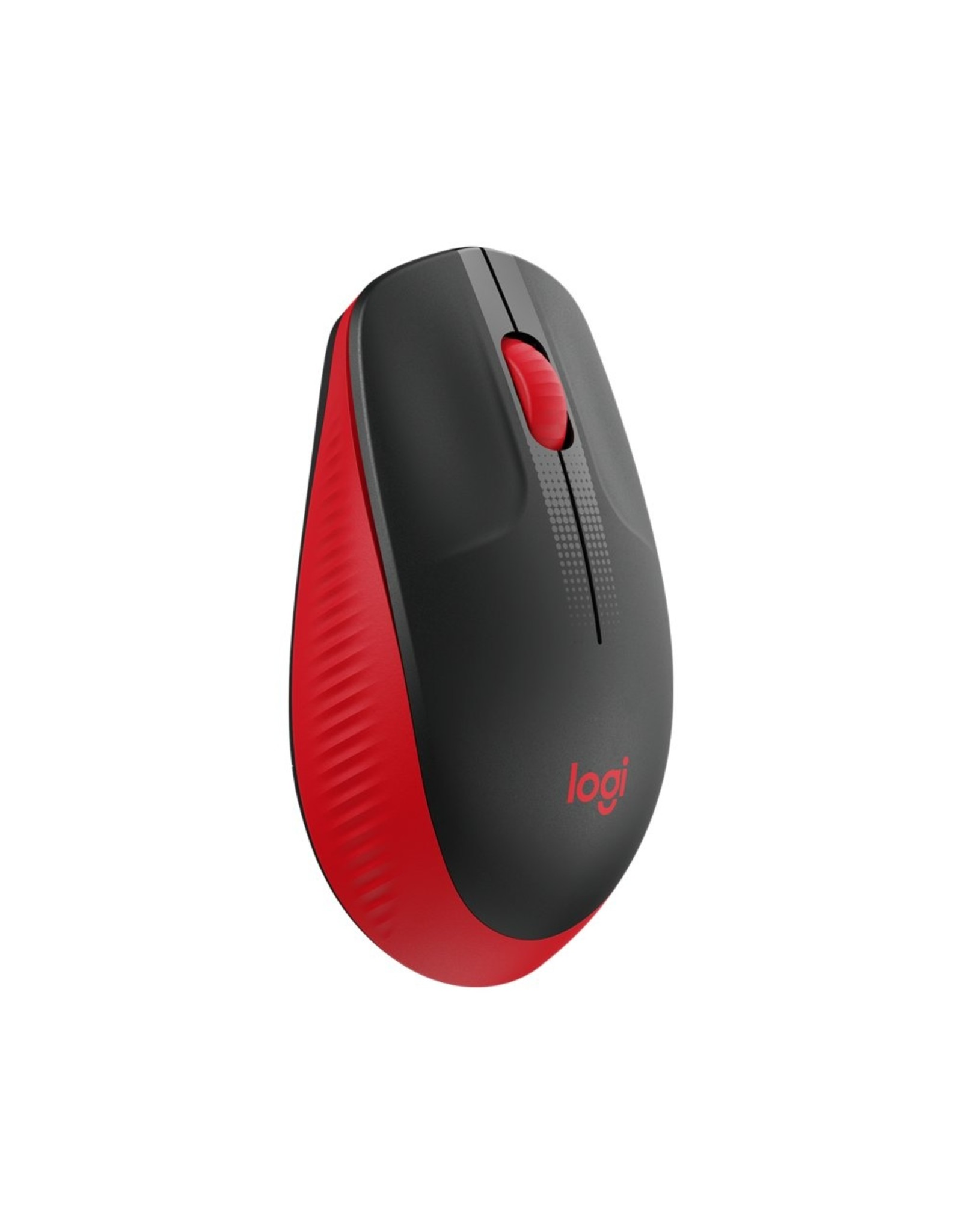 Logitech M190 wireless mouse Red