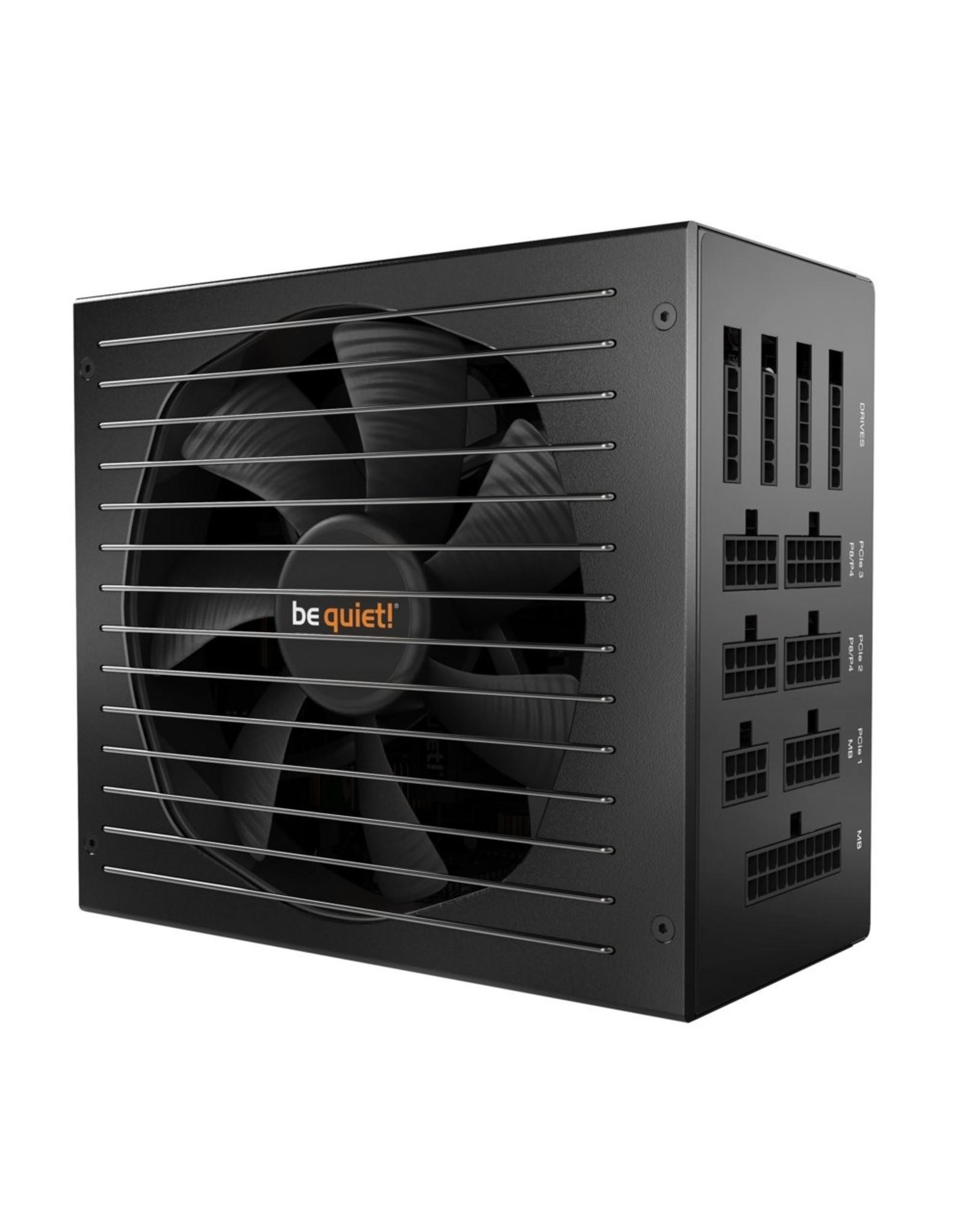 be quiet! PSU Be quiet! Straight Power 11 850W 20+4 pin ATX Zwart