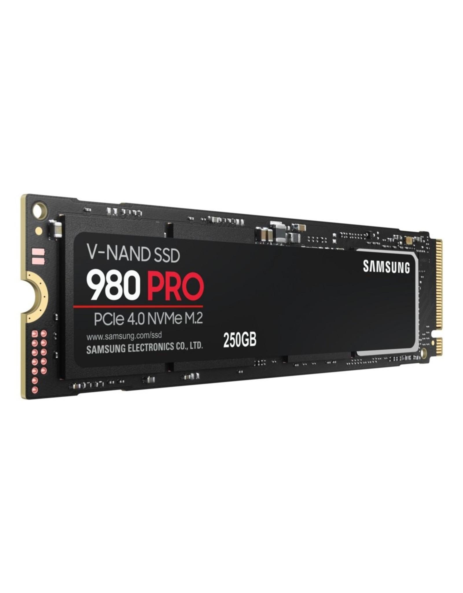 Samsung SSD  980 Pro 250GB NVME M.2