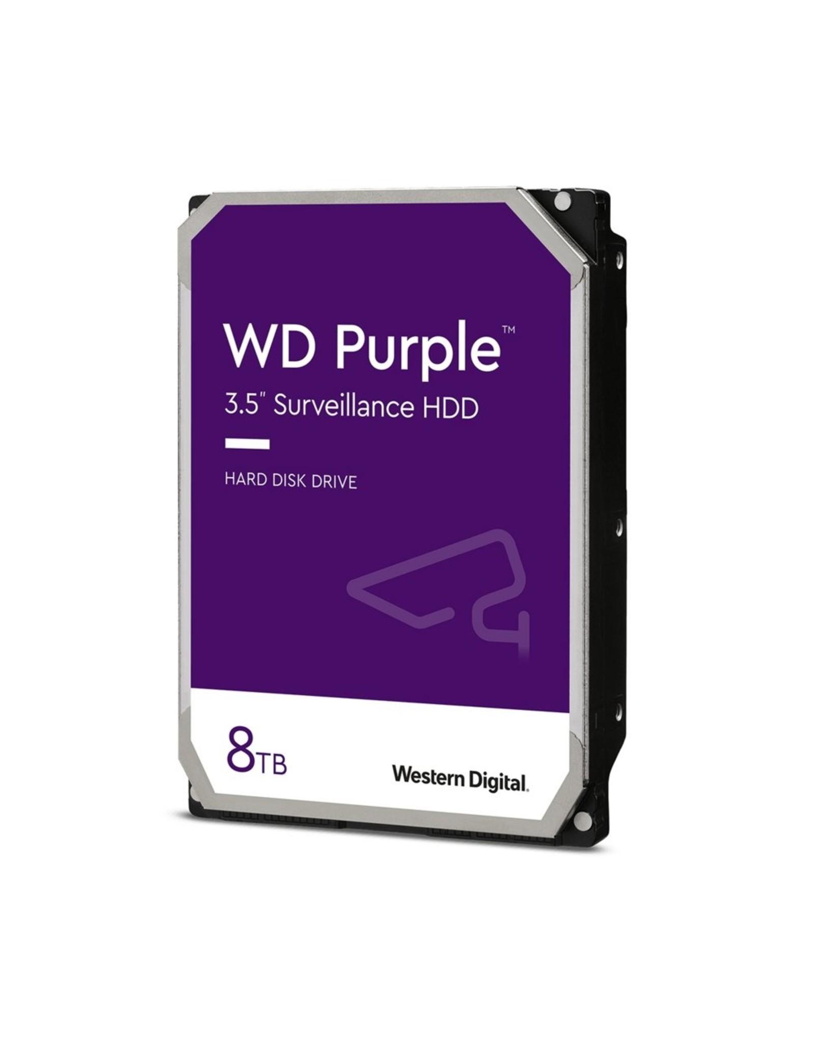 Western Digital HDD WD Purple 8TB 3.5 SATA 6Gbs 128MB
