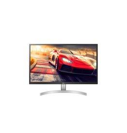 "LG 27UL500-W computer monitor 68,6 cm (27"") 3840 x 2160 Pixels 4K Ultra HD LED Zilver"