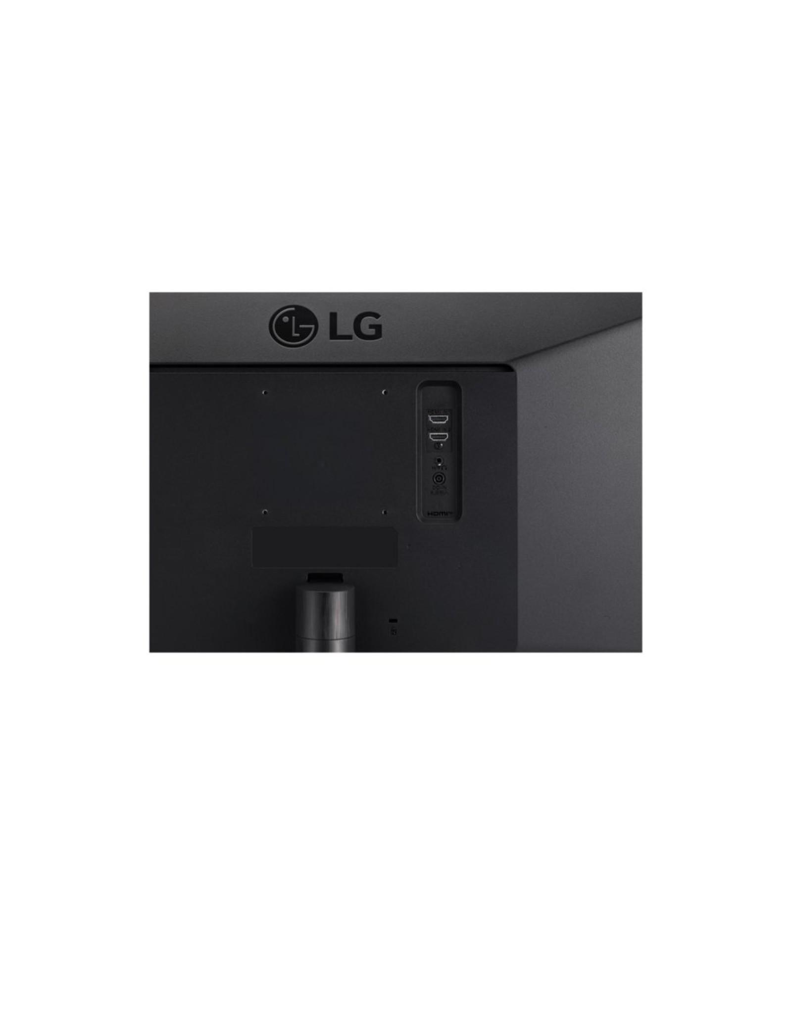 LG Mon  29WP500-B 29inch UltraWide / IPS / 2 x HDMI / 75Hz