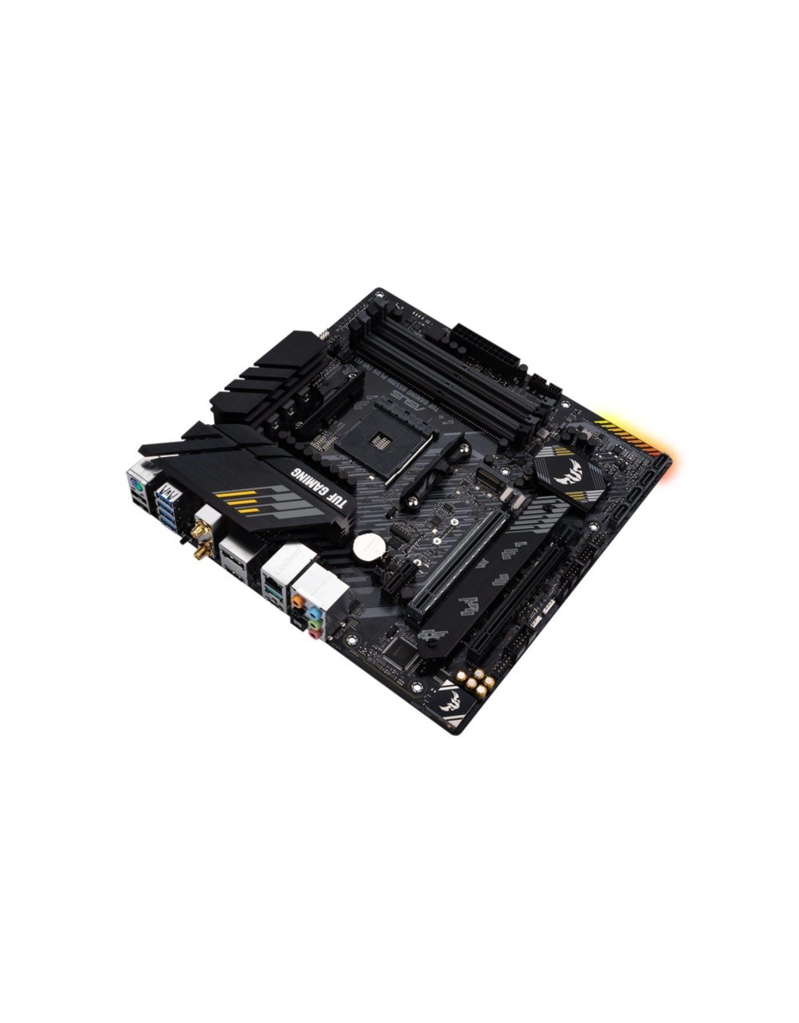 Asus MB  TUF GAMING B550M PLUS (WI-FI) AMD B550 AM4 mATX (refurbished)