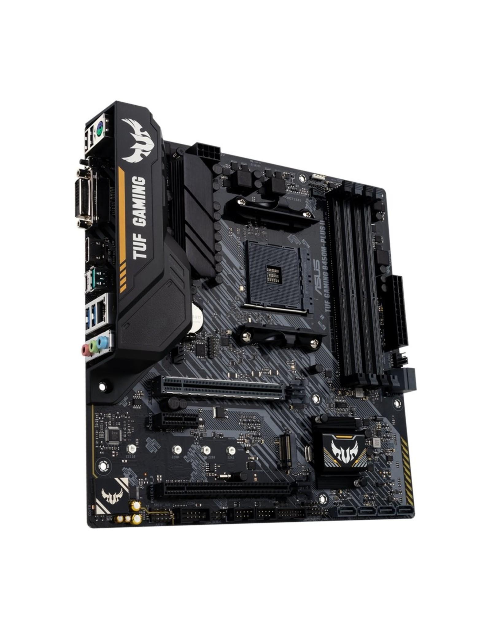 Asus MB  TUF Gaming B450M-Plus II AMD B450 AM4 mATX