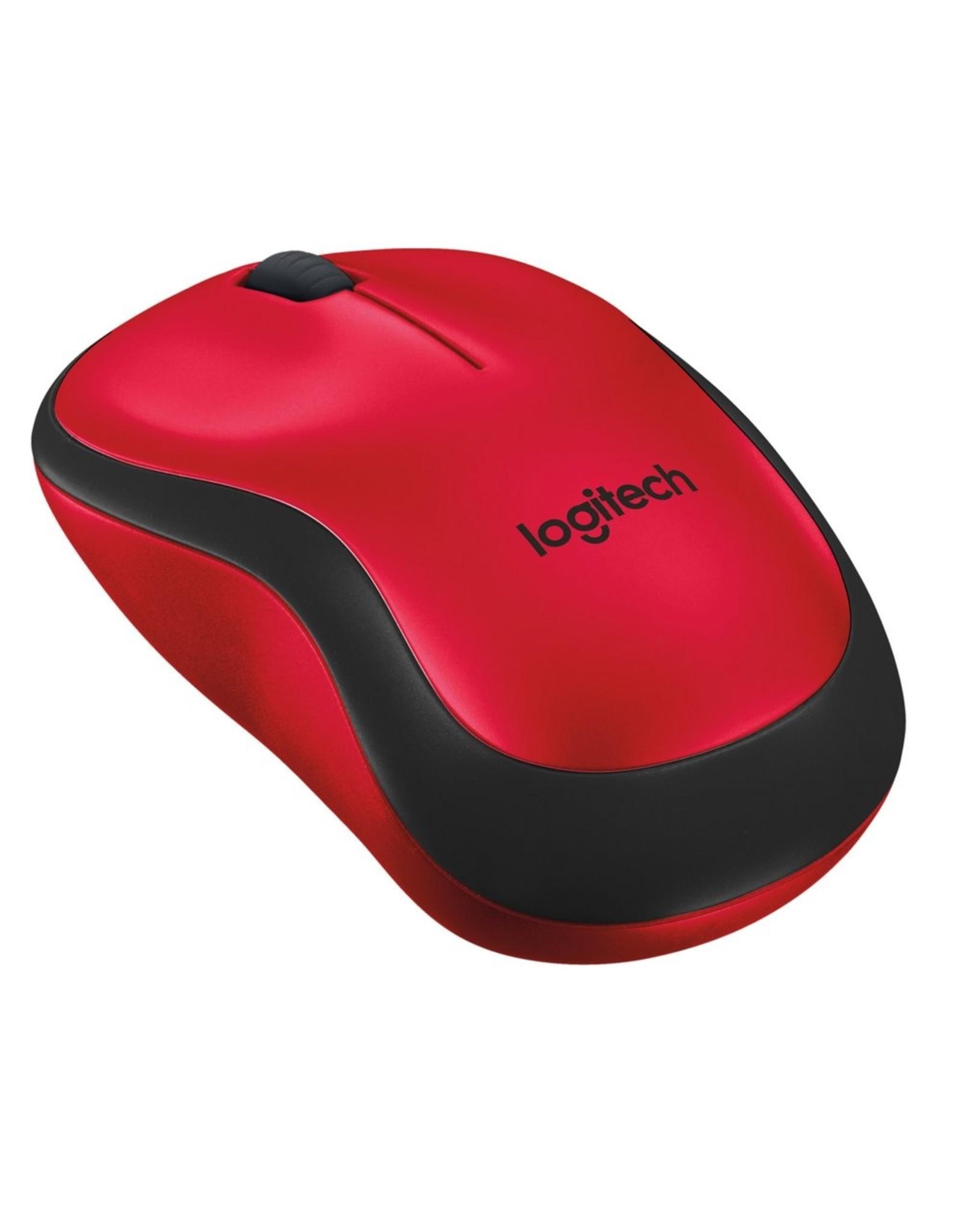 Logitech M220 Mouse Amb. RF Wireless Optical1000 DPI