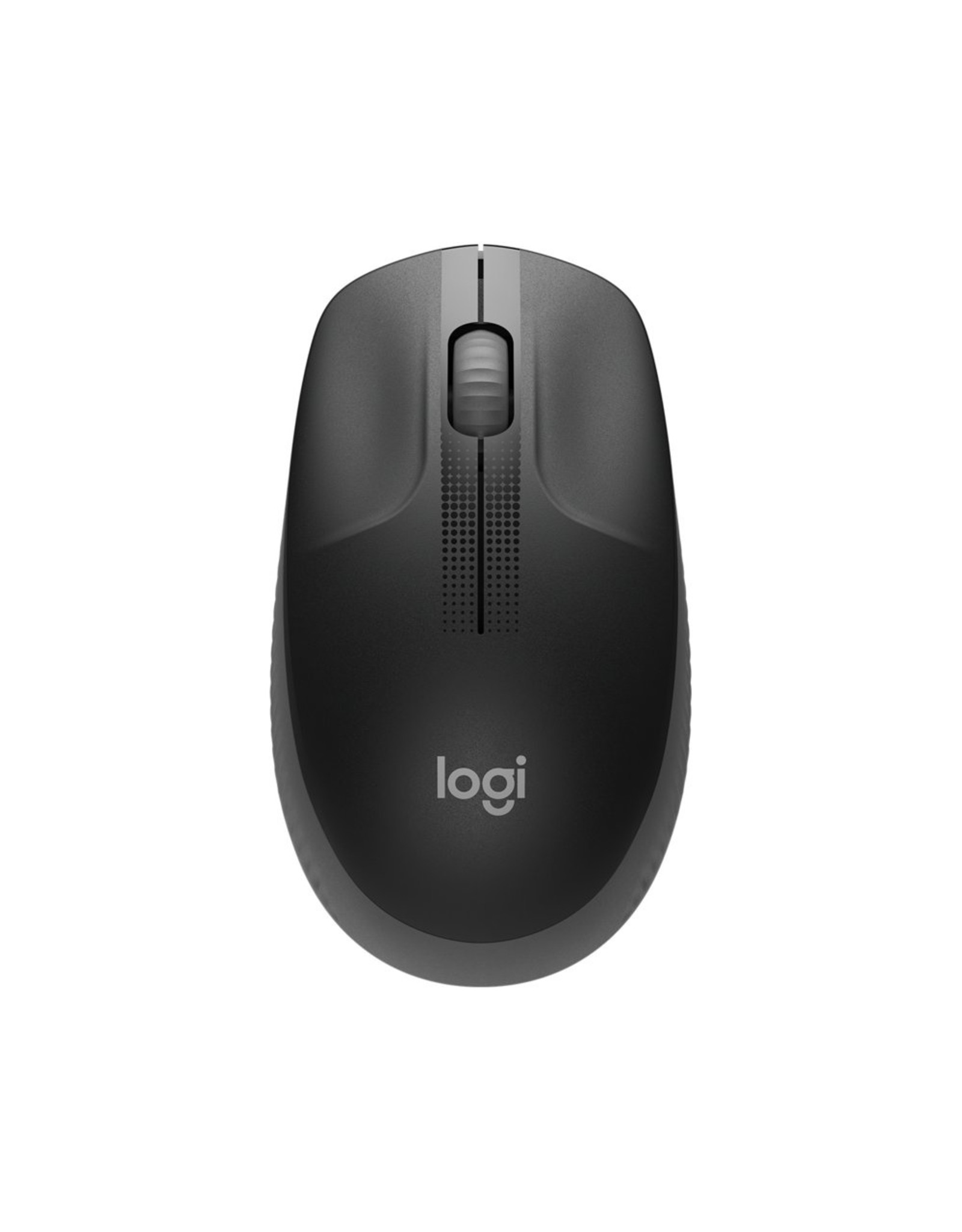 Logitech M190 wireless mouse Black
