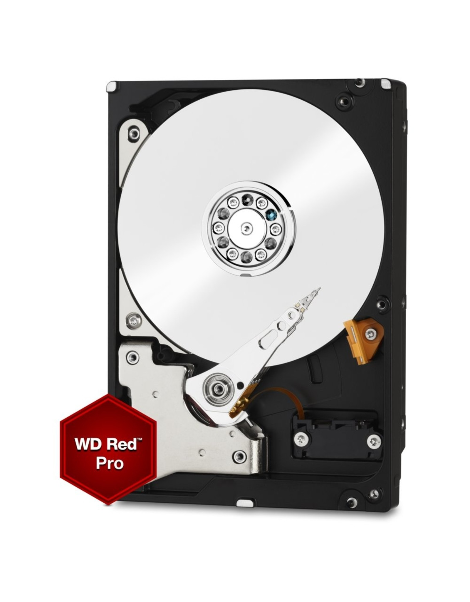 Western Digital HDD  Red Pro 3.5inch 2TB