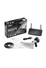 Asus ASUS RT-N12E draadloze router Fast Ethernet Zwart