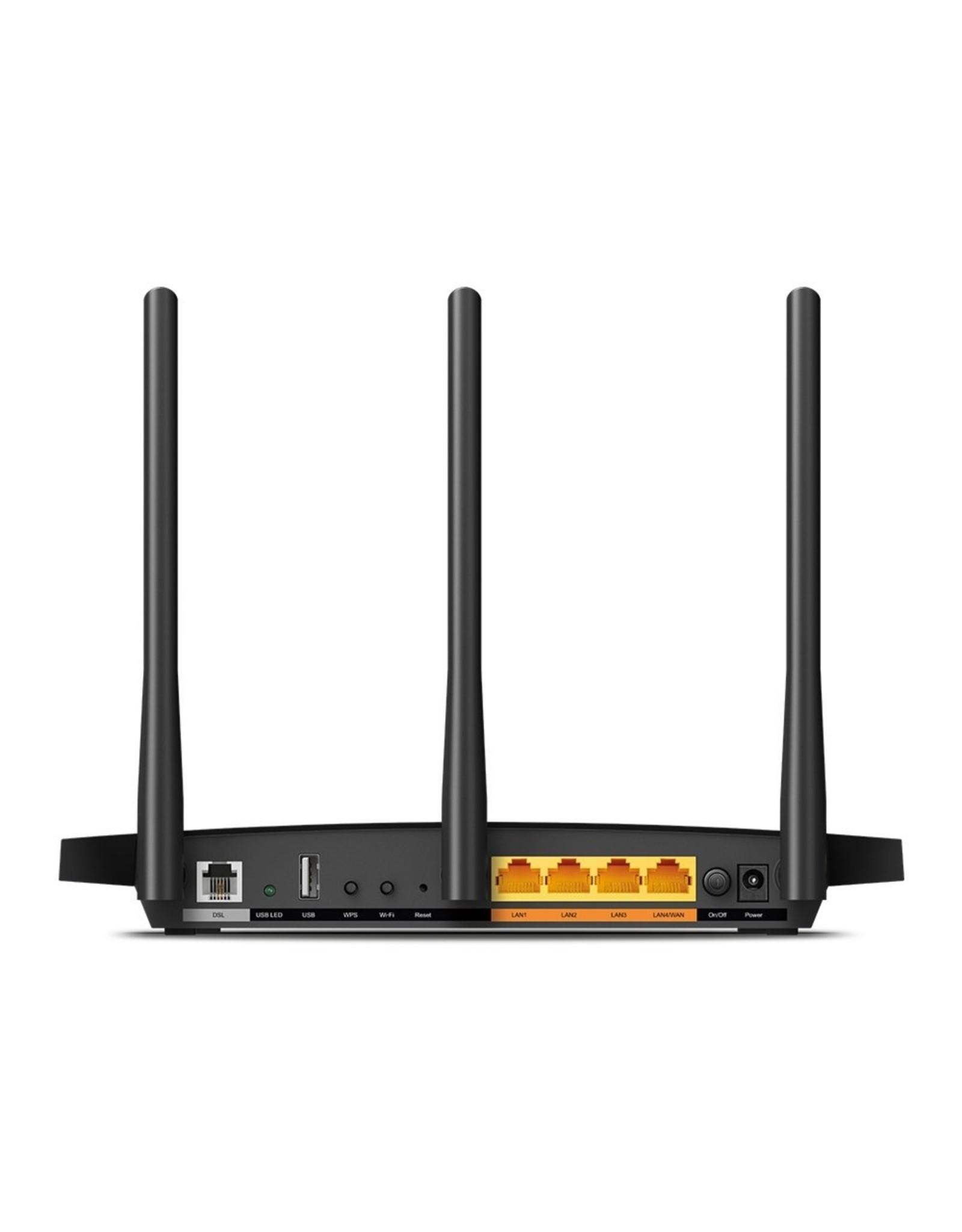 TP-Link Archer VR400 4PSW 1200Mbps Gigabit Modem Router