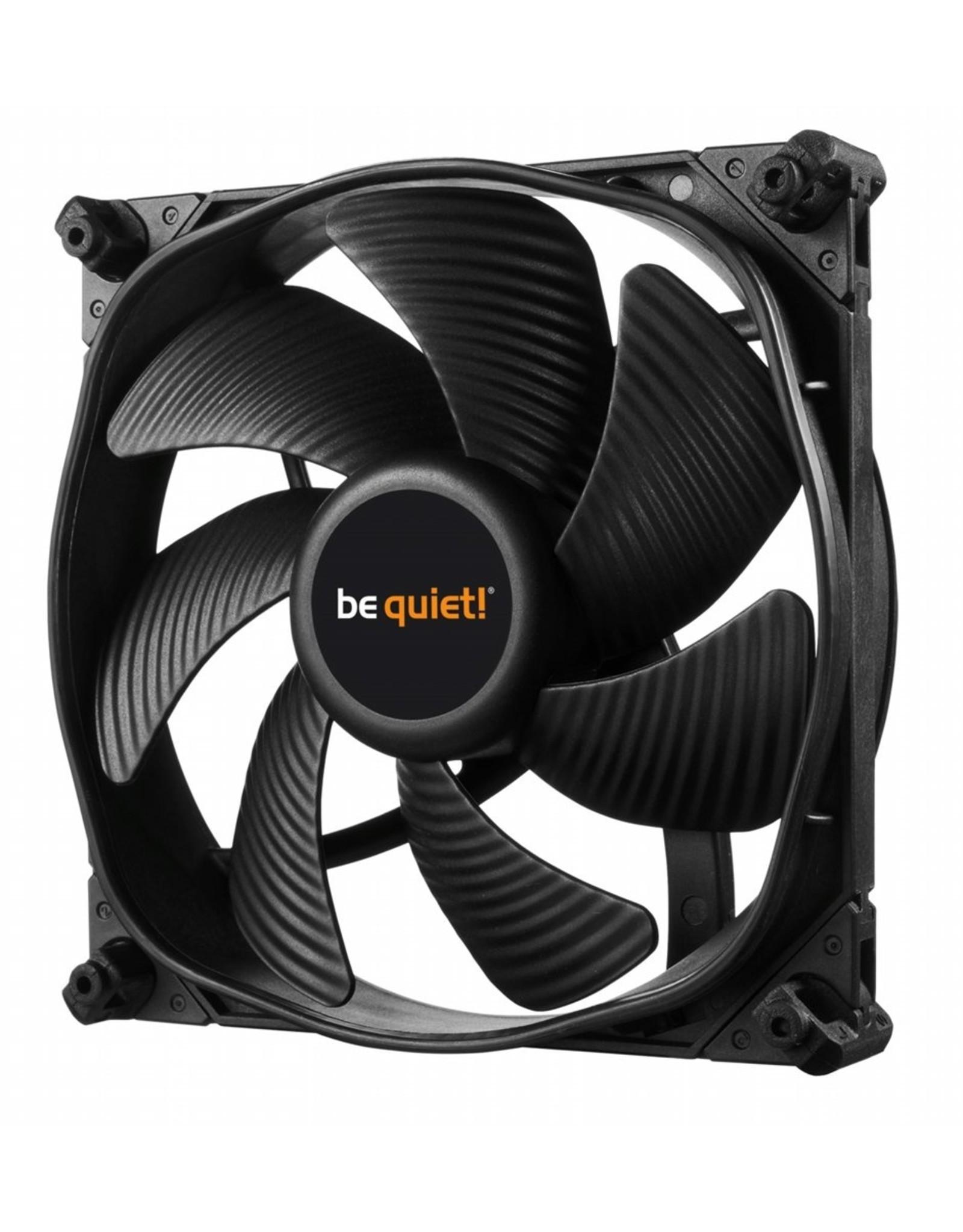 be quiet! Be quiet! SilentWings 3 PWM Koeler 120mm Zwart