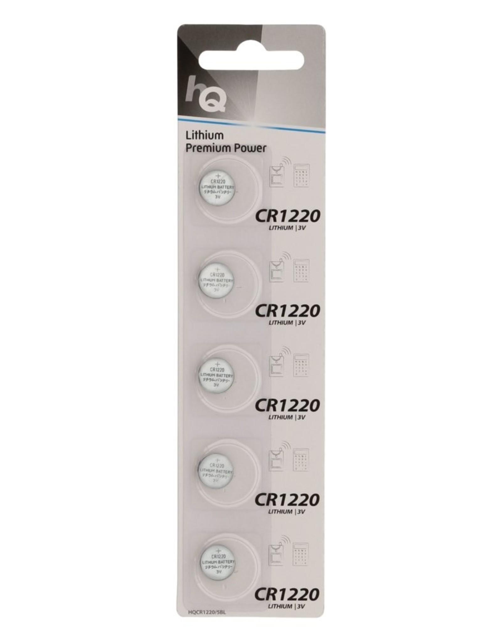 OEM CR1220 knoopcel ( per 5 )