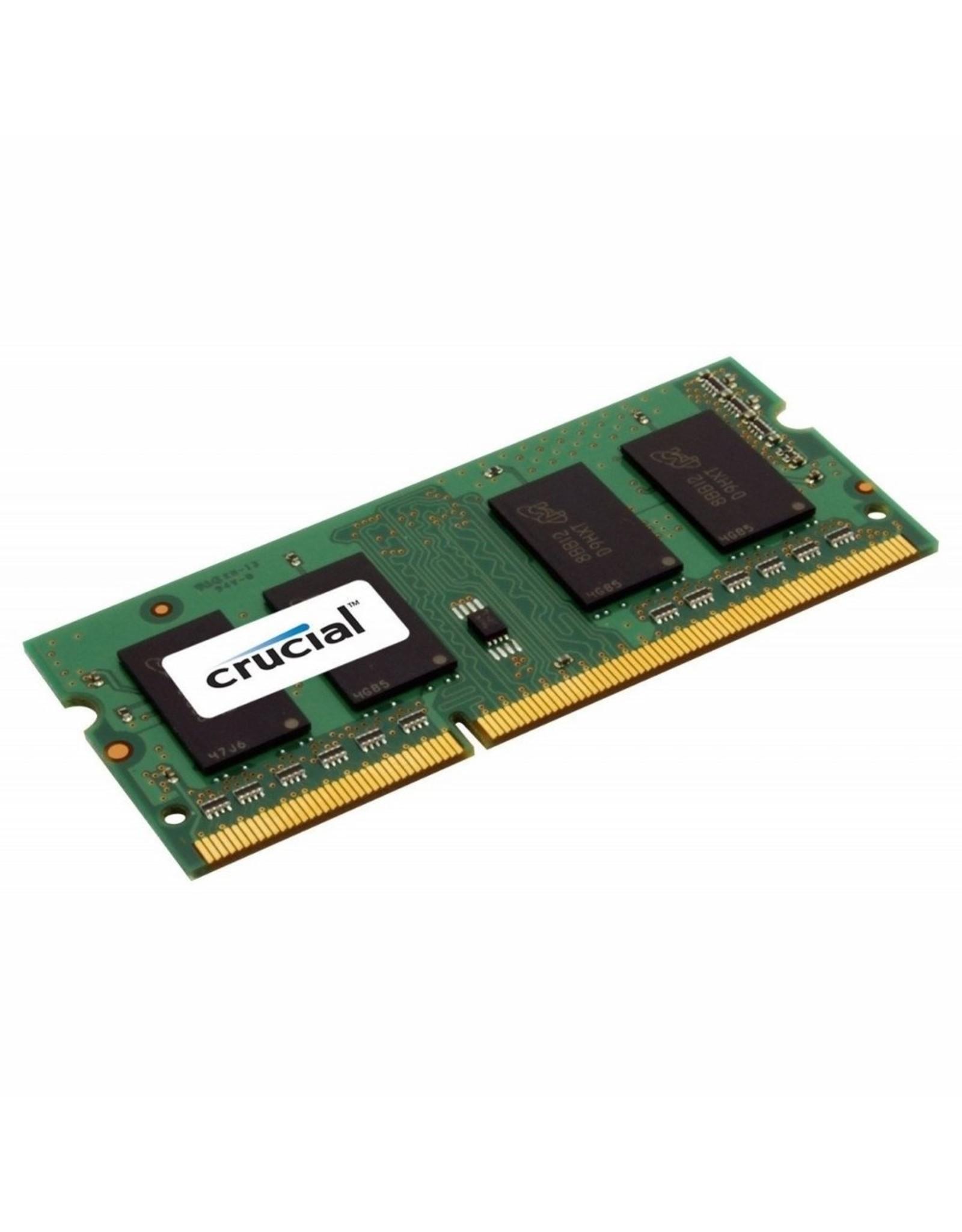 Crucial MEM  8GB DDR3 / 1600 SODIMM (Low volt.)