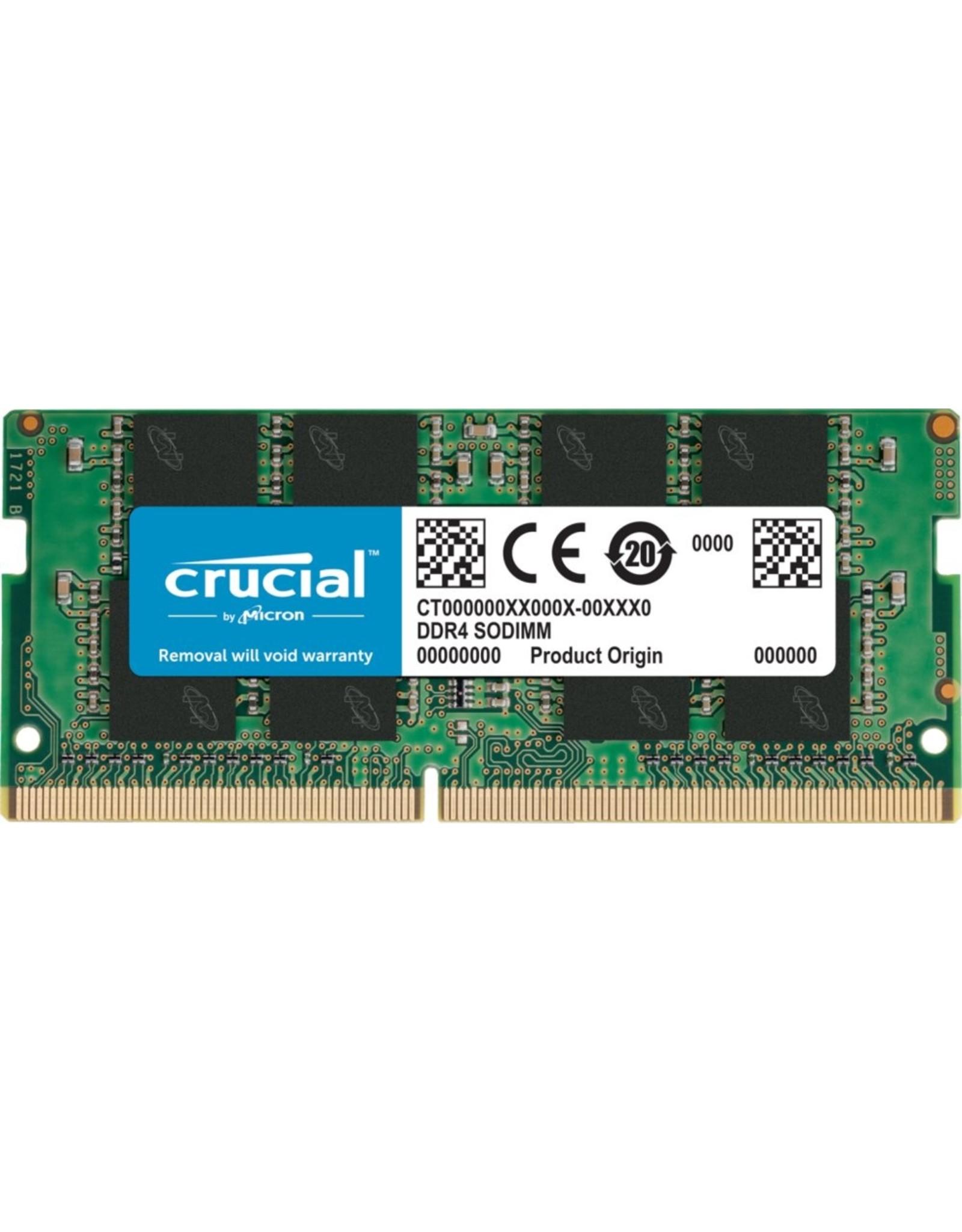 Crucial MEM  16GB DDR4 2666 SODIMM