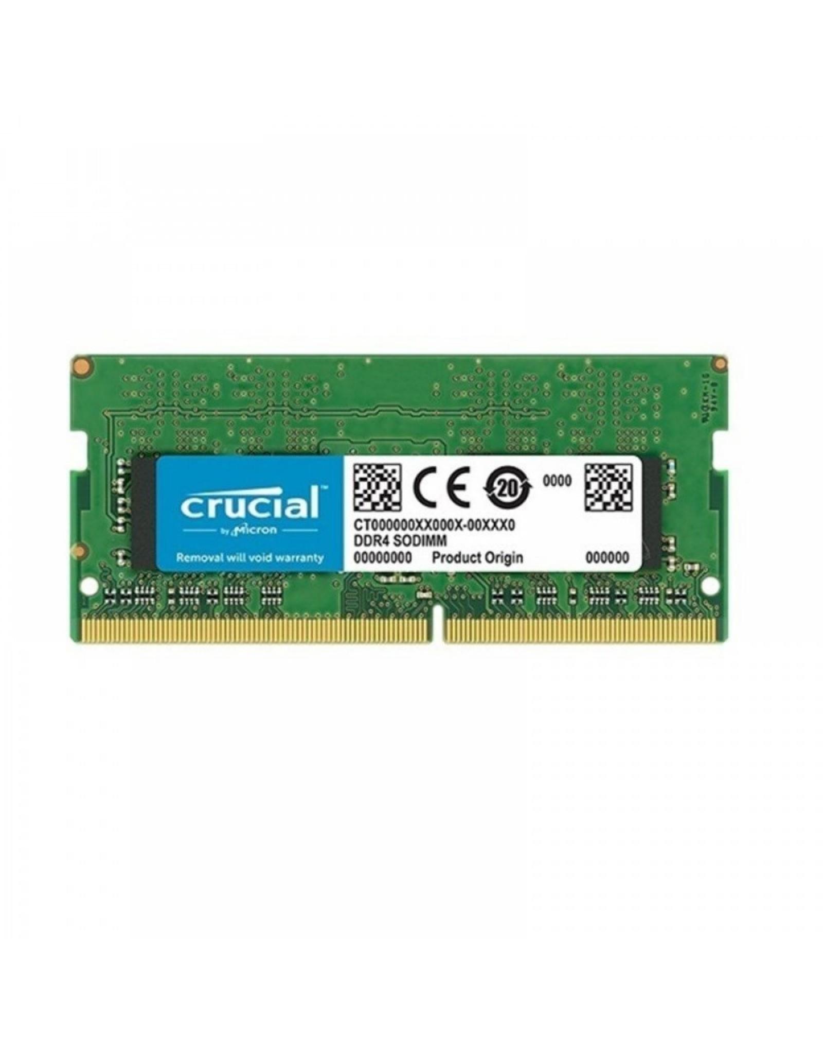 Crucial MEM  4GB DDR4-2400 SODIMM