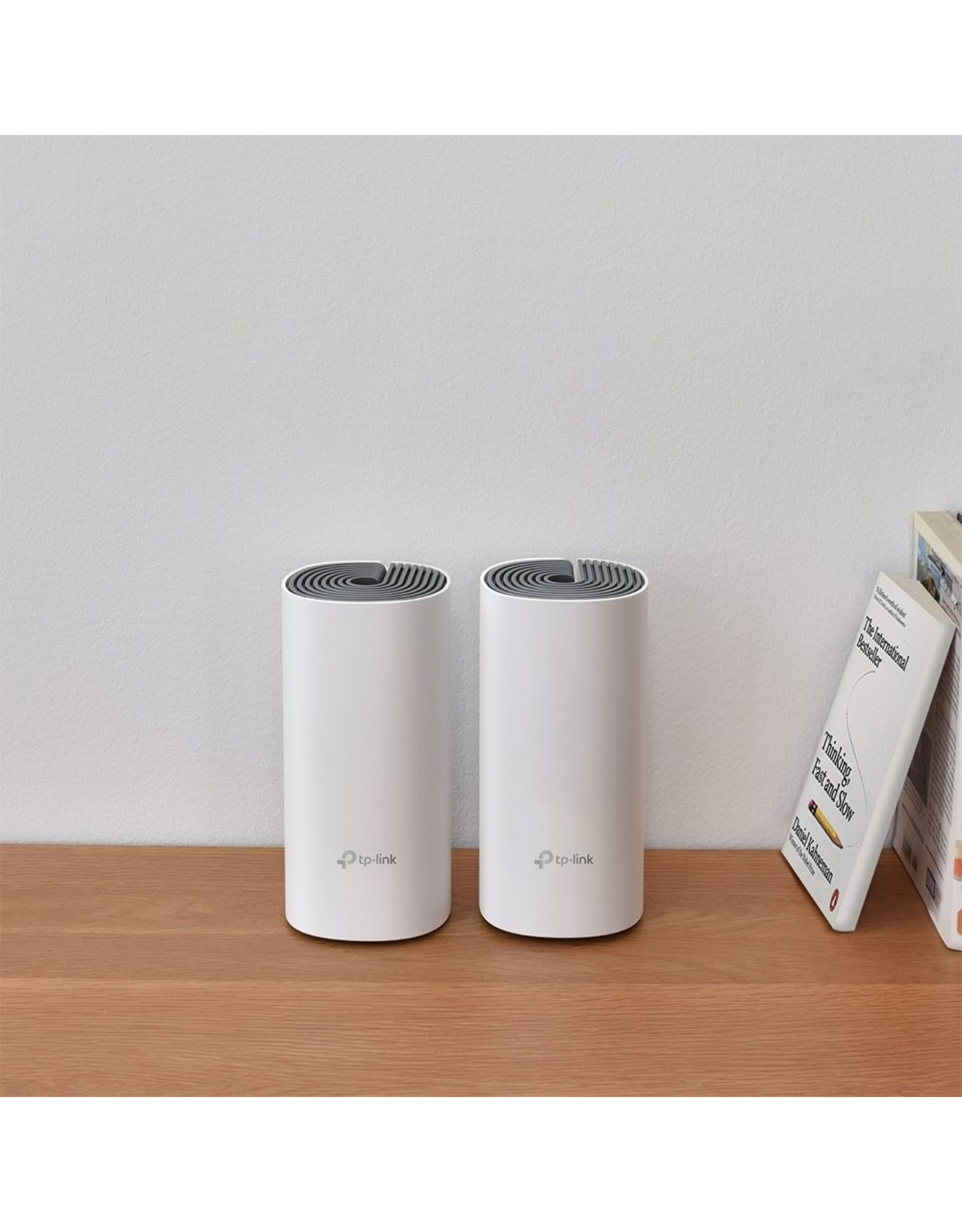TP-Link AC1200 Whole Home Mesh Wifi-systeem Deco E4 (2-pack)
