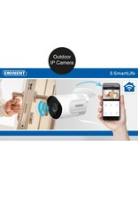 Eminent E-SmartLife Wireless Full HD IP Cam Outdoor with SD-card rec