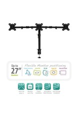 Ewent Monitor desk mount stand 3 LCD