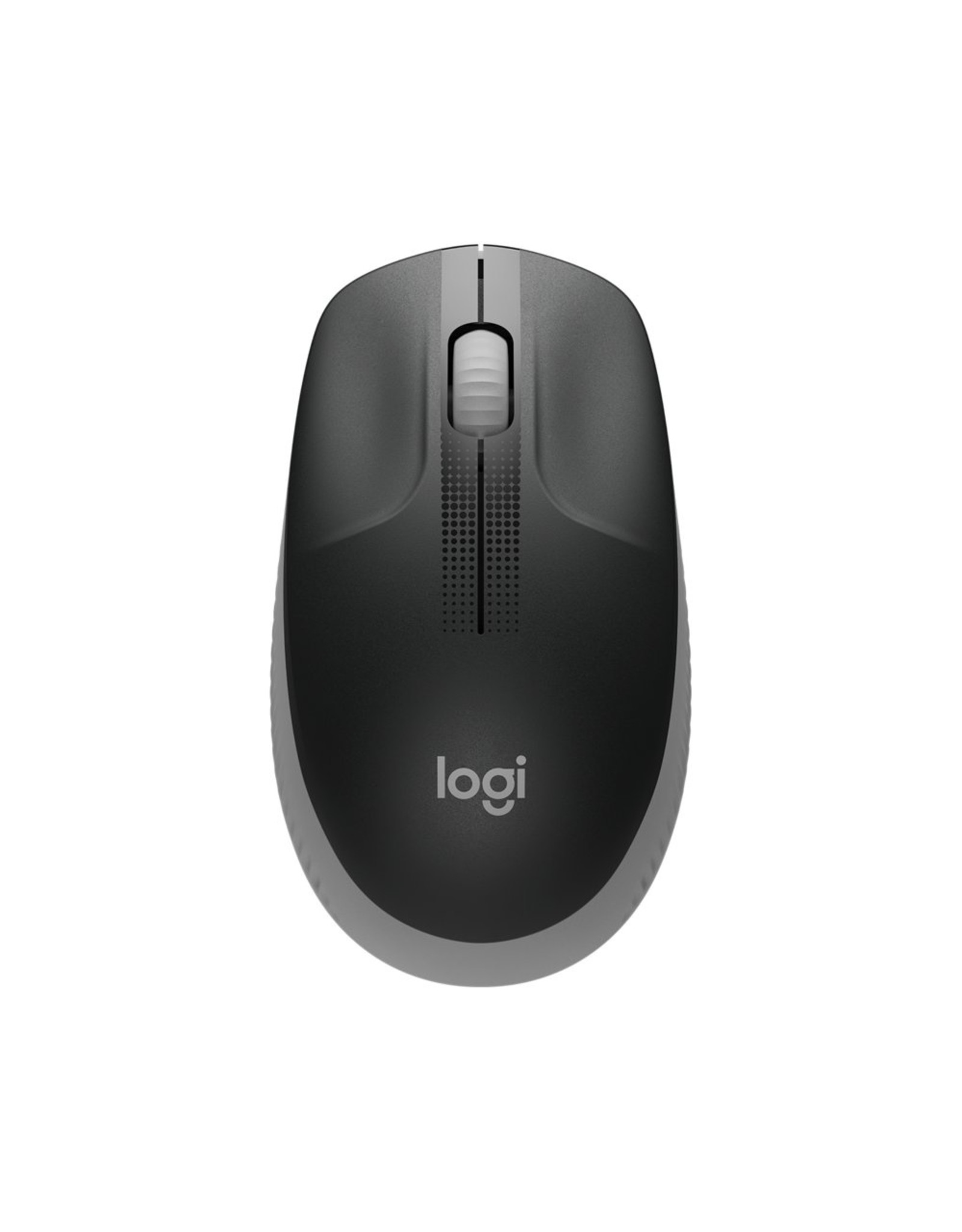 Logitech M190 wireless mouse Grey