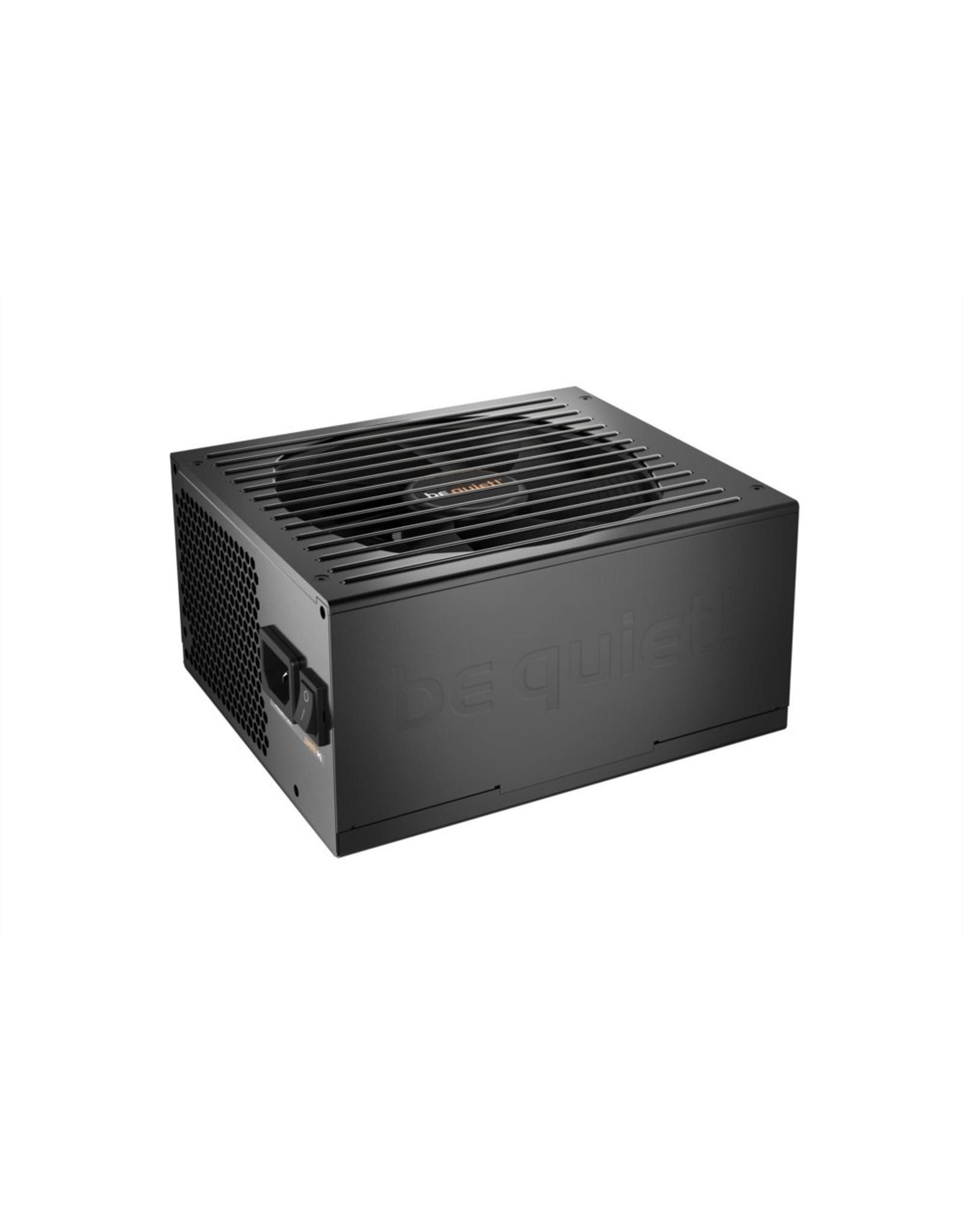 be quiet! PSU Be quiet! Straight Power11 750W Platinum20+4 ATX Zwart