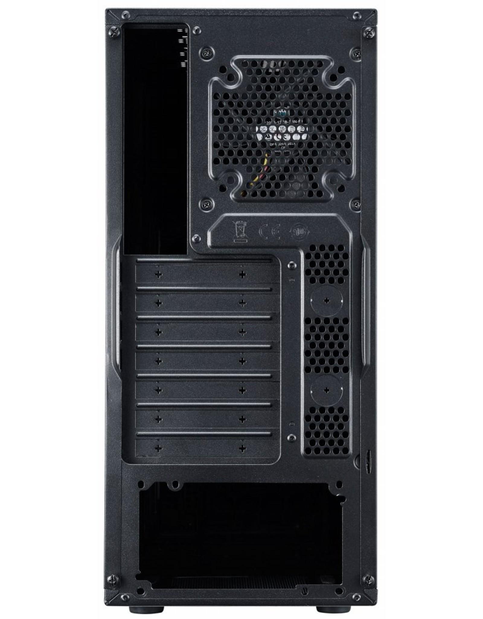 CoolerMaster Case  N300 ATX / Micro-ATX / Gaas / Steel