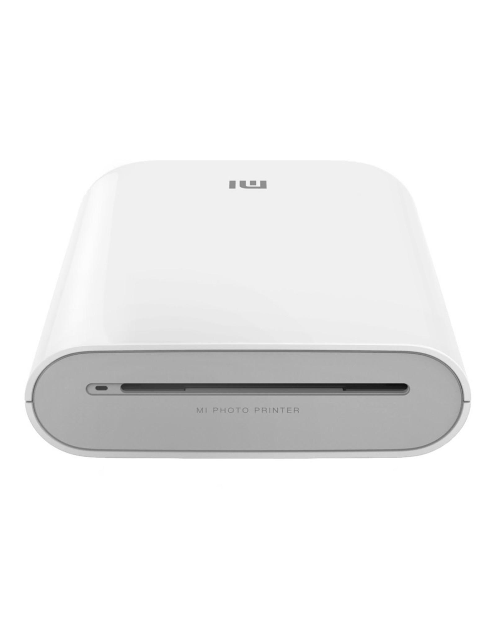 Xiaomi Mi Portable Photo Printer - Draadloos Fotoprinter (refurbished)
