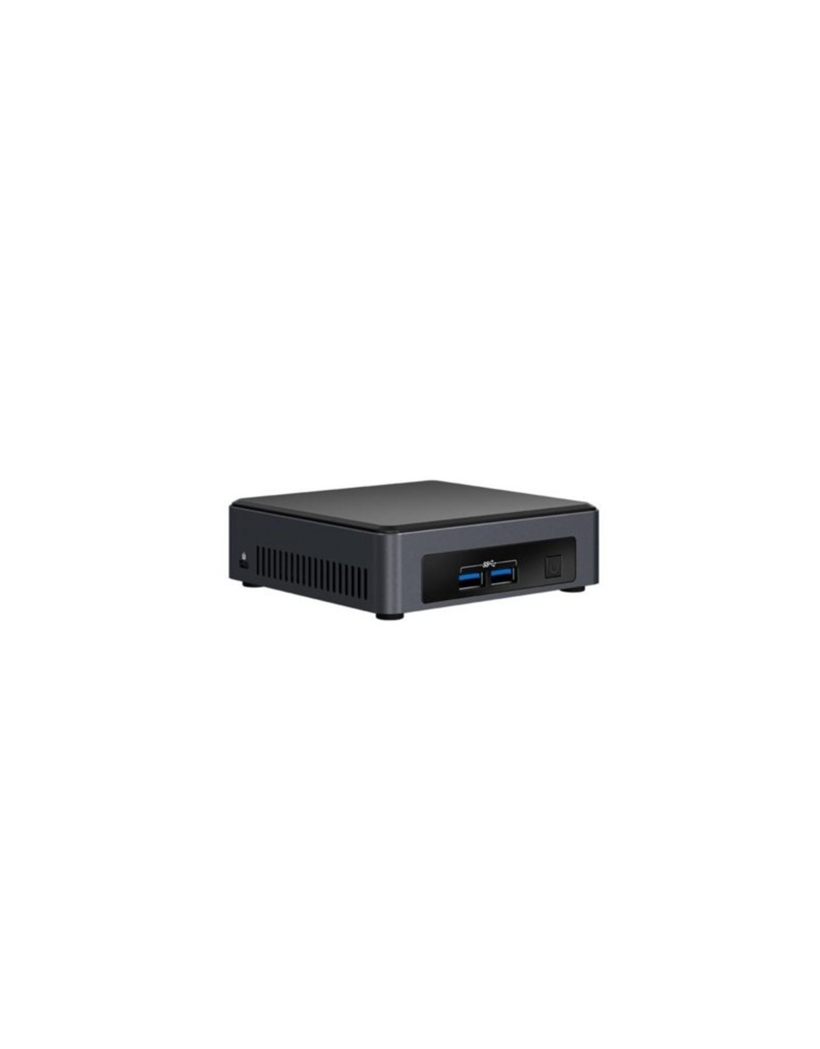 Intel NUC BXNUC10I5FNHN   i5-10210U m.2 / 2.5 inch / Black