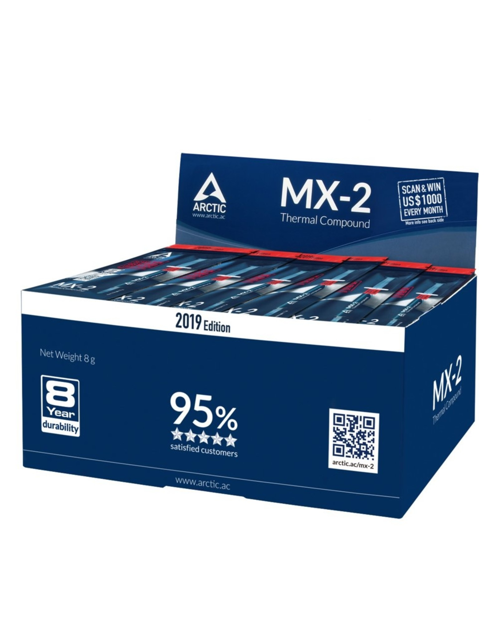 OEM ARCTIC MX-2 Heat sink compound 5,6 W/m·K 8 g